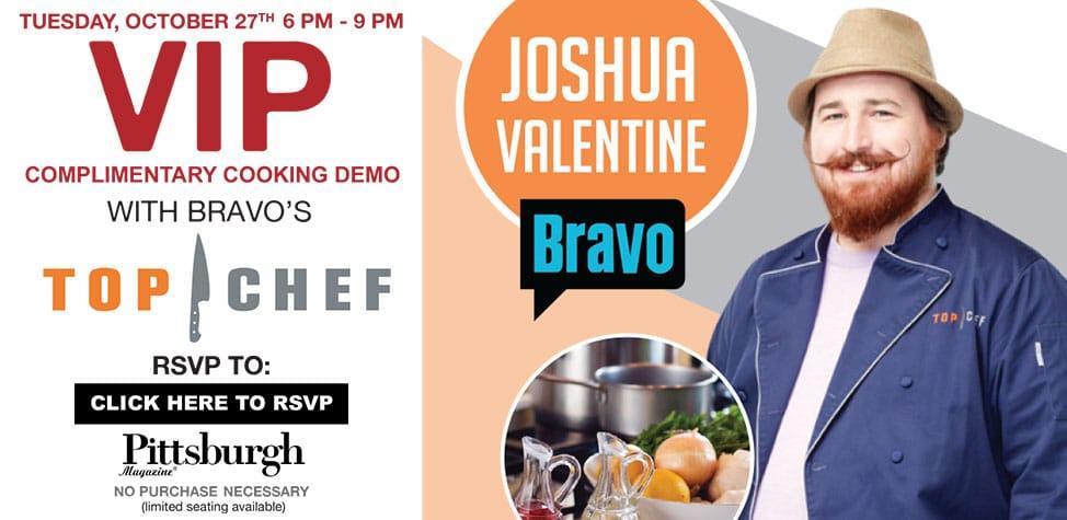 Chef Joshua Valentine