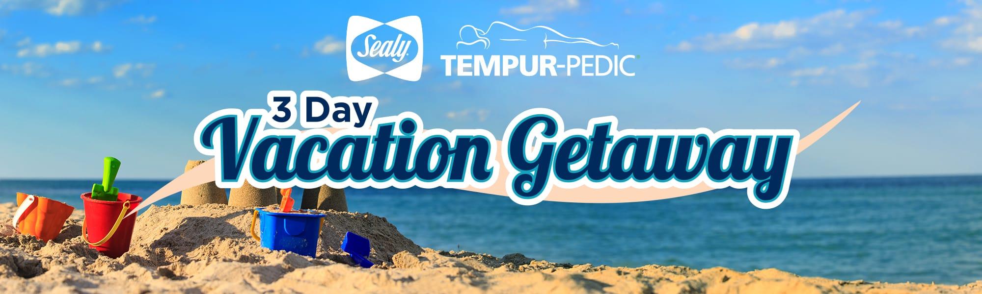 Getaway Giveaway Tempur Sealy Promo