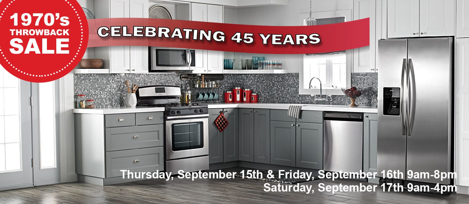 Don 39 S Appliance 1970 39 S Throwback Sale Appliance Financing Appliance Service In Pittsburgh
