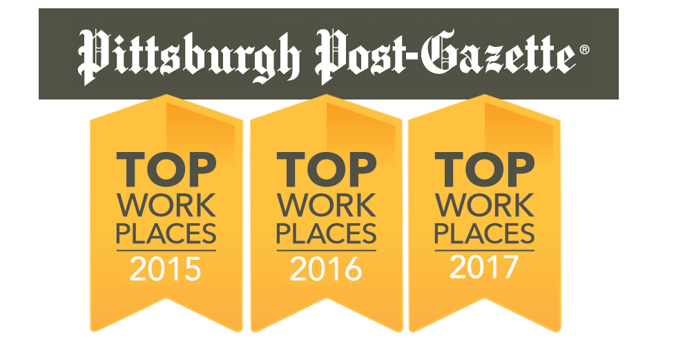 post gazette work place of the year 2015 2016 2017