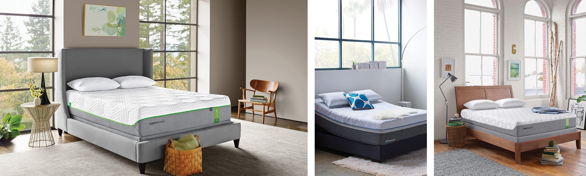 Tempur Sealy lifestyle images