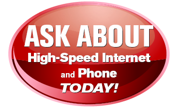 ask about high speed internet