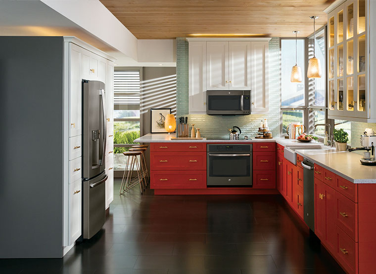 ordinary Myers Kitchen Appliances #4: GE Profile Series appliances