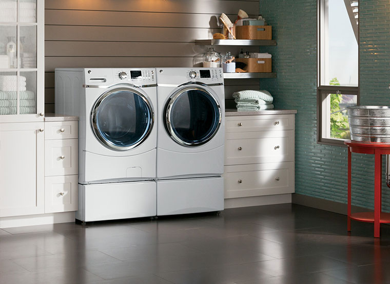 nice Myers Kitchen Appliances #8: GE Laundry