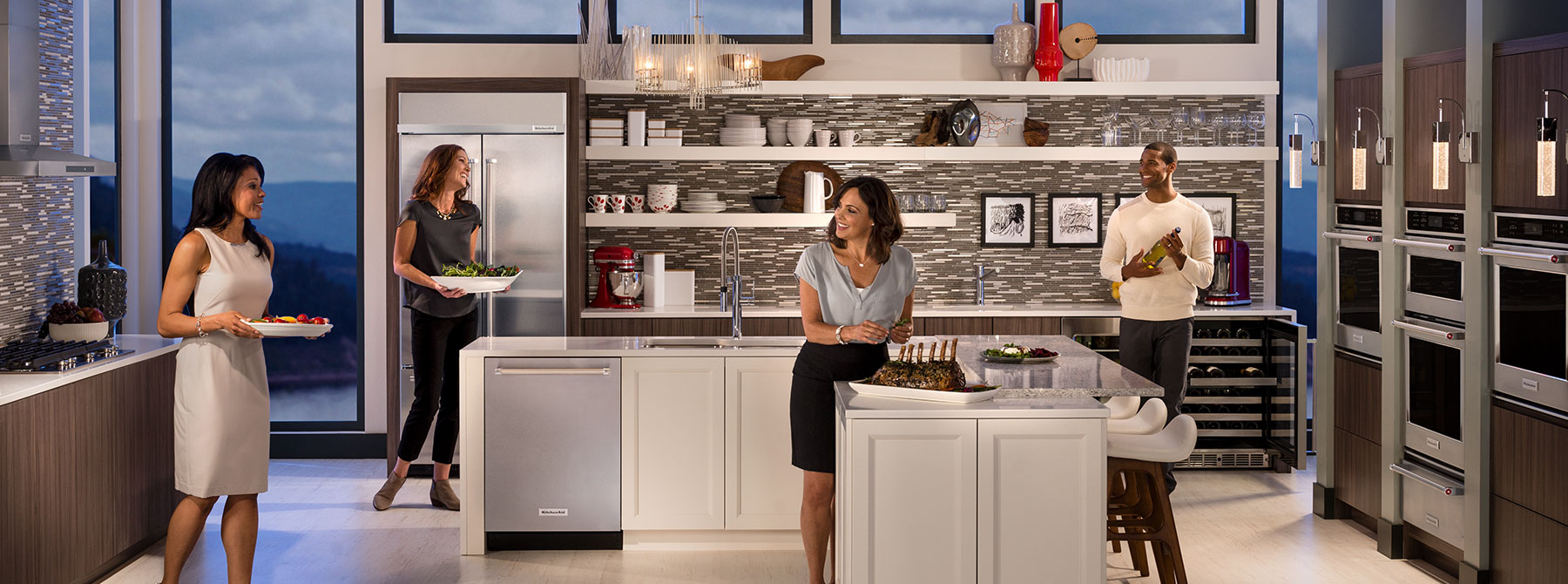 Uncategorized Bush Kitchen Appliances bush appliance watch our videos woodworks inc kitchenaid lifestyle image