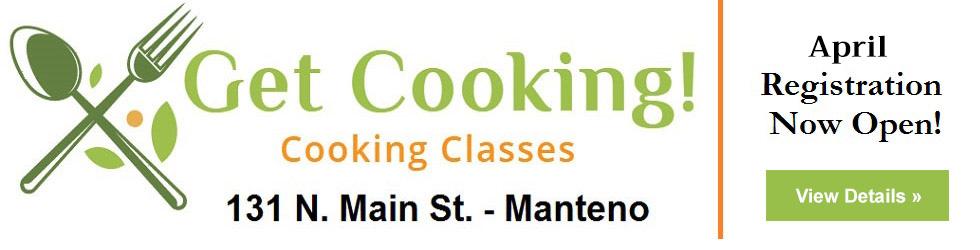 April Cooking Classes