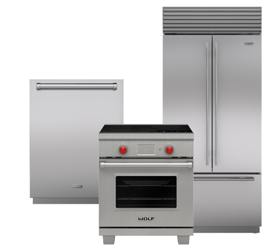 Luxury Kitchen Appliances Parts In Homewood Il Lorenz Appliances
