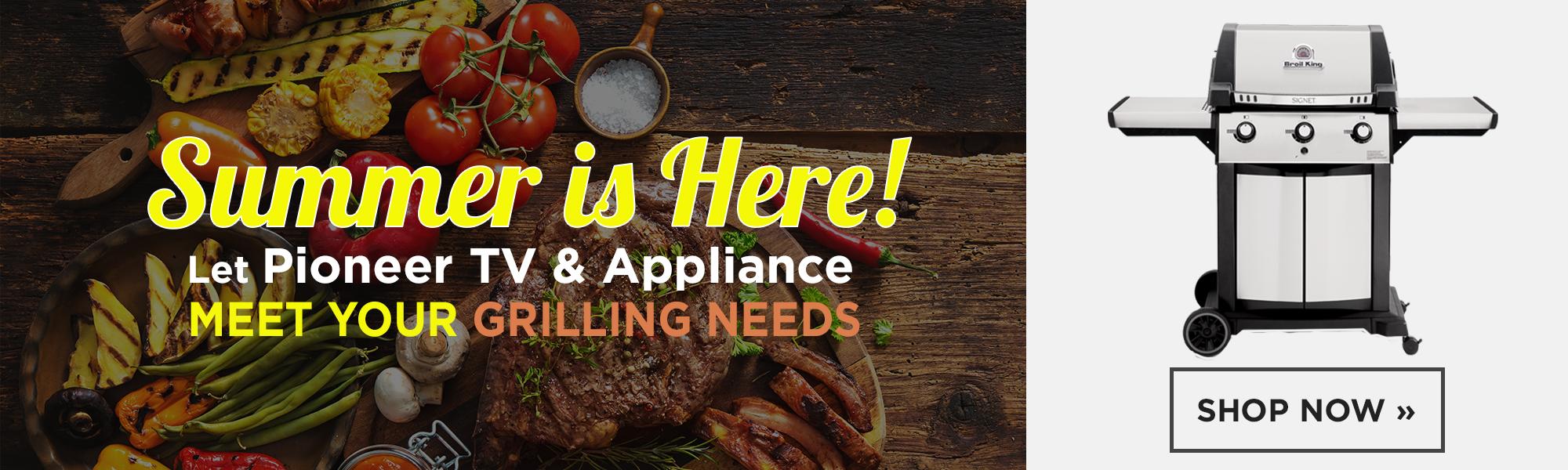 Pioneer TV & Appliance -