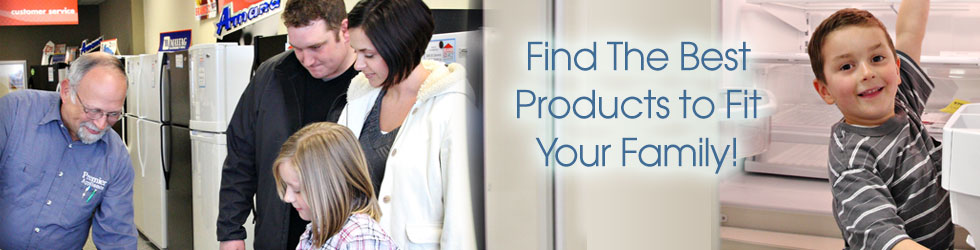 Visit Premier Appliance Inc.