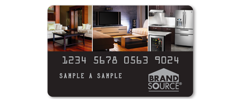 Brandsource Credit Card
