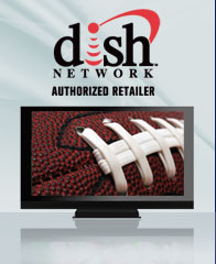 Down's TV and Appliance is a Dish Network Authorized Dealer
