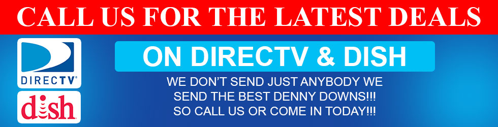 DirectTV and Dish