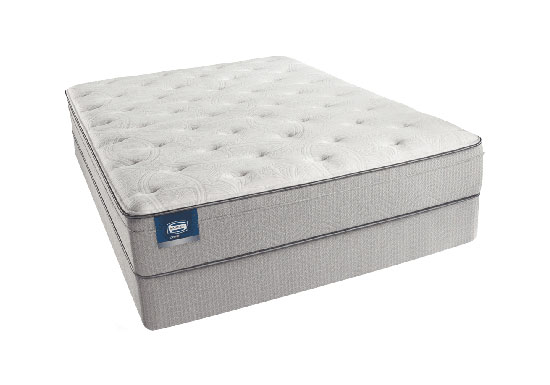Simmons Beautysleep Areca Palm Plush Eurotop Mattress