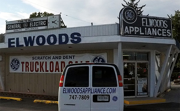 Scratch and Dent GE Appliances in Fort Wayne Indiana | Elwood's