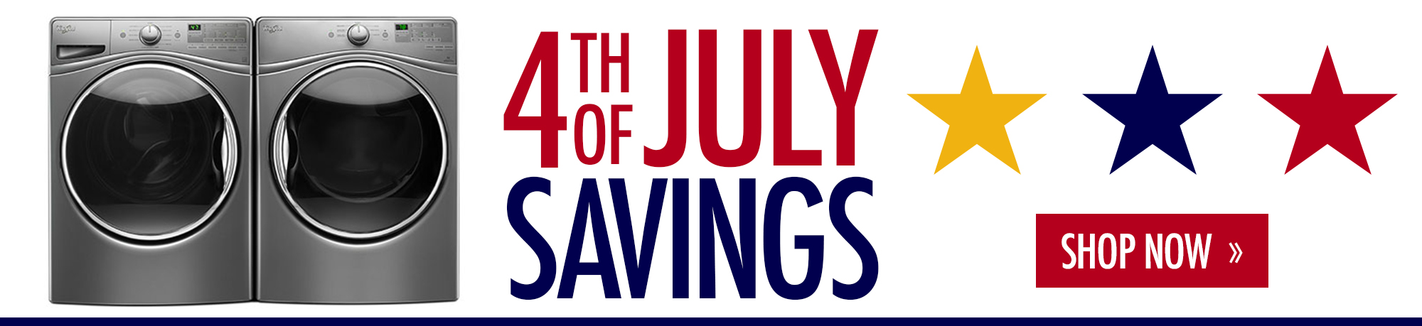 4th of July Savings