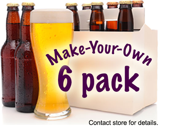Make your own 6 pack