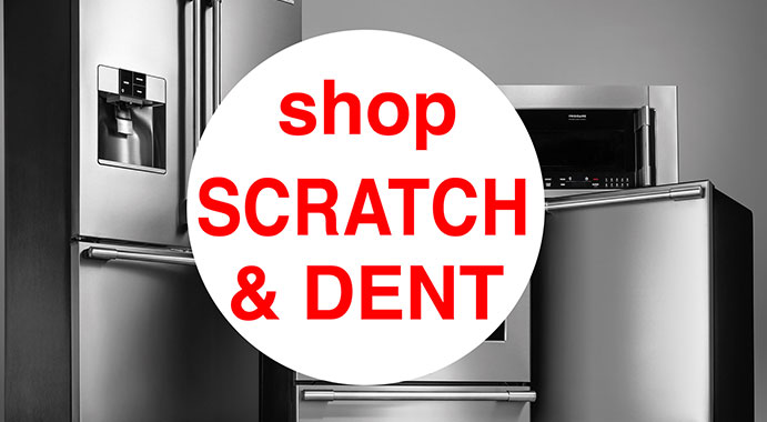 Shop Scratch And Dent