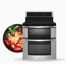 Shop Dixon's Appliance & Service for Whirlpool appliances