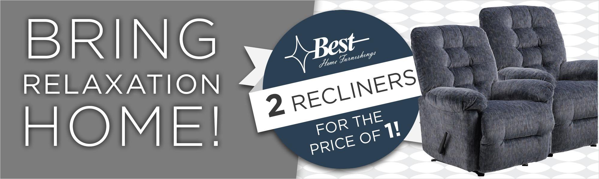 Best Home Furnishings Buy 1 Get 1 Free