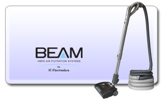 We sell Beam Vaccums