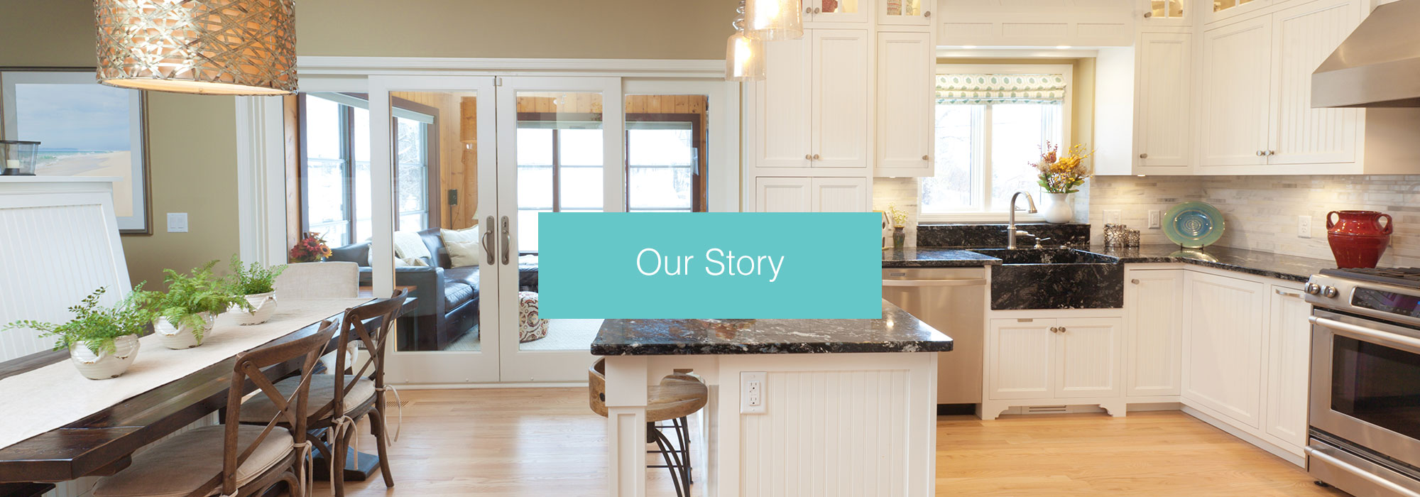 Kitchen & Bath Galleries - Our Story | Kitchen & Bath Galleries