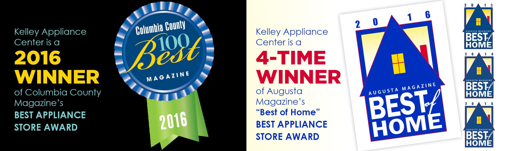 Kelley Appliance Center Inc Augusta Ga Aiken South Carolina