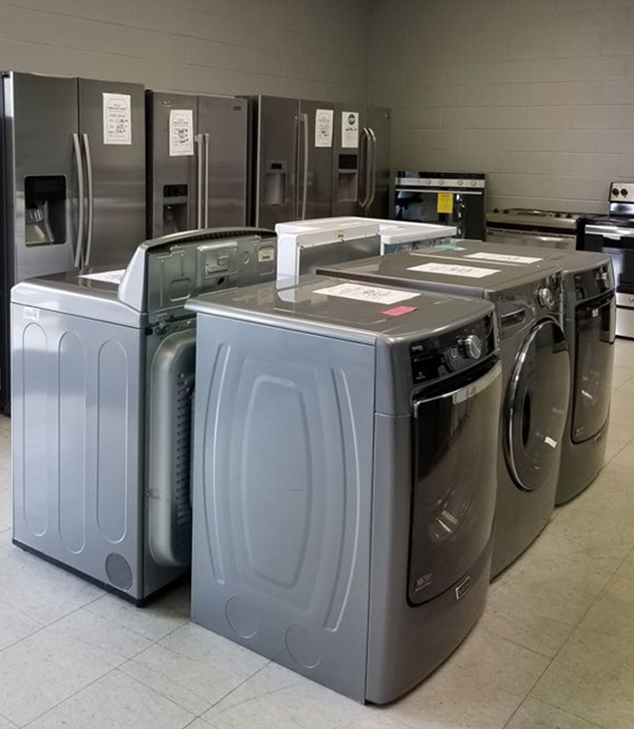 Up to 60% Off Outlet Appliances - HUGE Inventory   Plaza