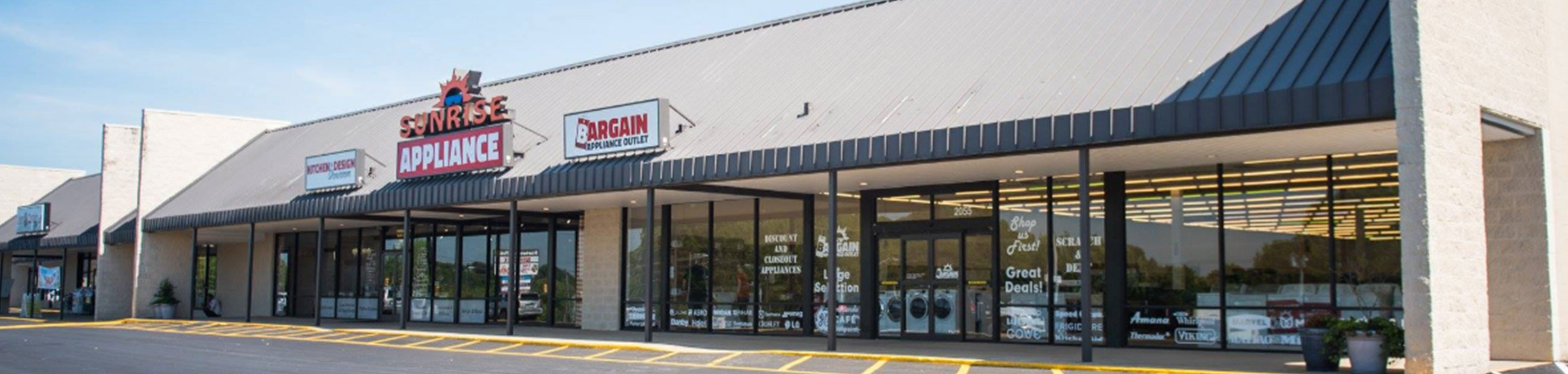 Locally owned Appliance & Appliance Service near Brookford