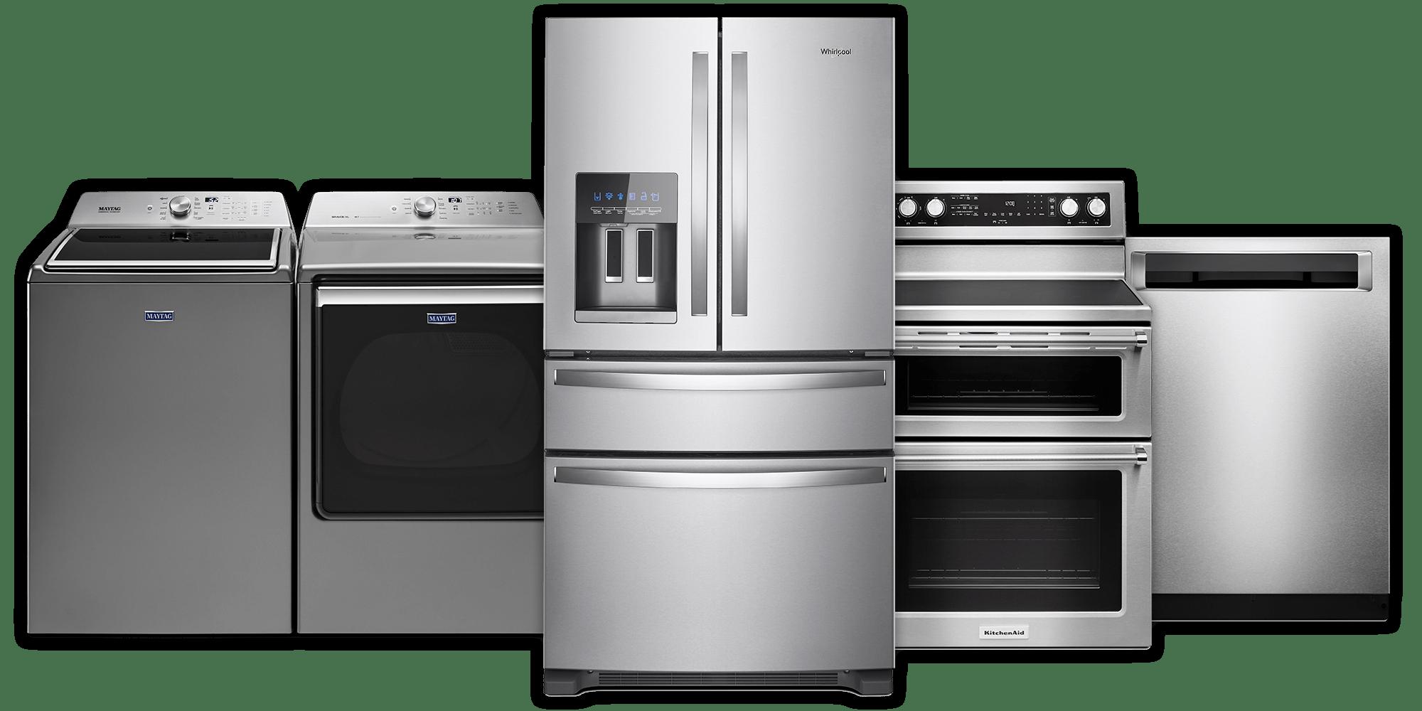 Kitchen Appliances & Appliance Service in Lincoln, IL