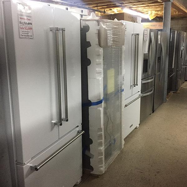 Scratch & Dent Refrigerator & Washing Machine Repair