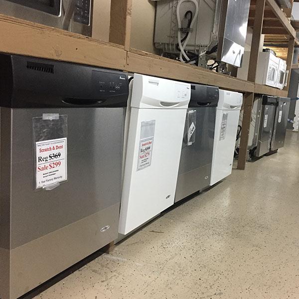 Scratch Amp Dent Refrigerator Amp Washing Machine Repair