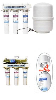 Aqua Flo 475 Series Reverse Osmosis Systems