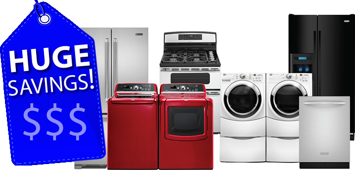 Doug\'s Maytag Home Appliance Center - In-Store Specials Home ...