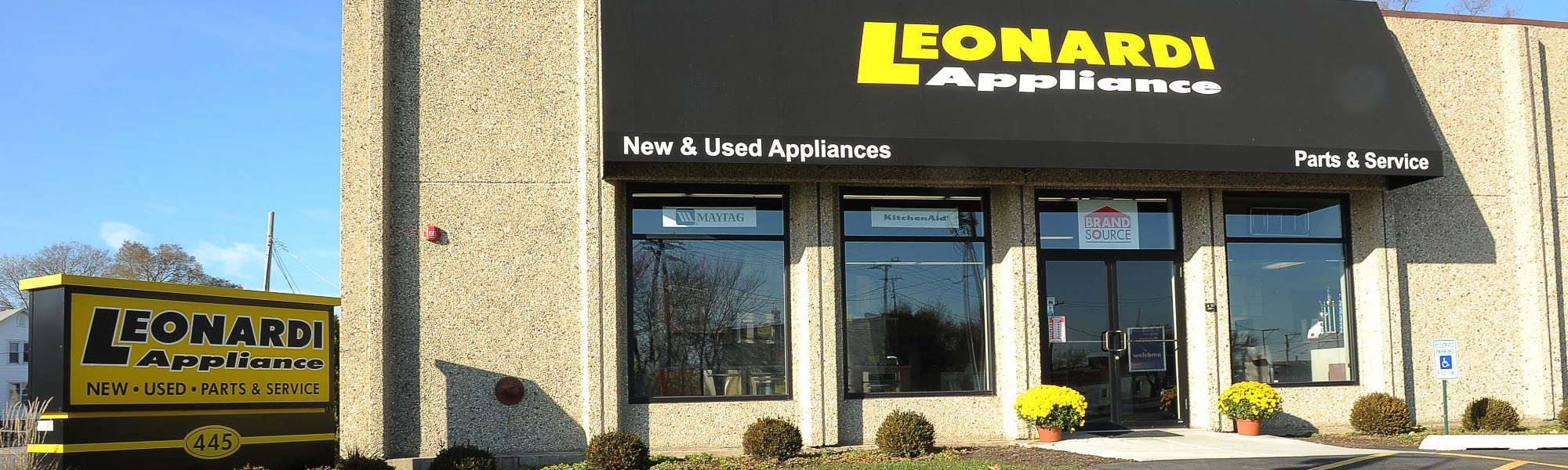 Leonardi Appliances