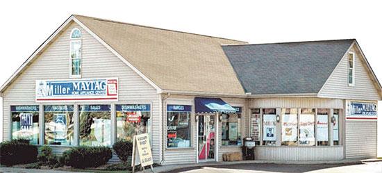Miller Maytag Home Appliance Center