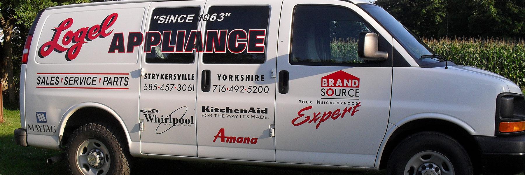 About Logel Appliance