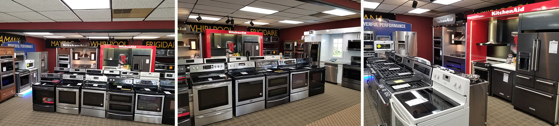 Carl\'s Appliance, Inc. – About Us Home Appliances, Kitchen ...