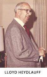 Lloyd Heydlauff