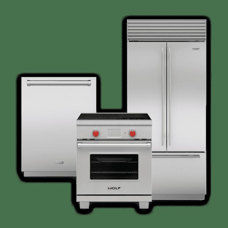 Kitchen Appliances Appliance Service Heydlauff S