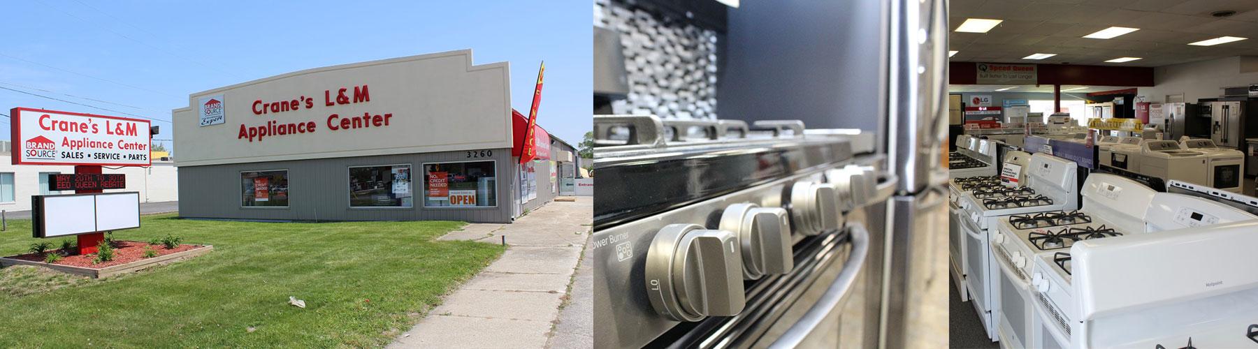 Crane's L&M Appliance Center