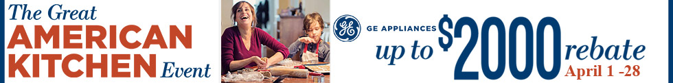 ge - the great american kitchen event