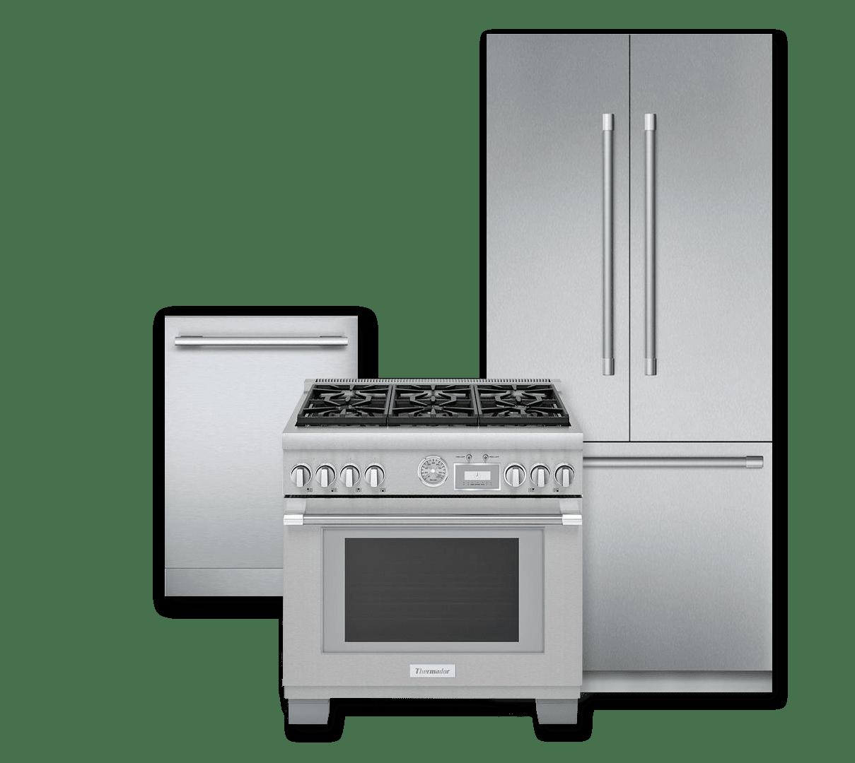 Kitchen Appliances, Appliance Service & Kitchen Cabinets ...