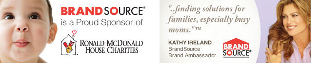 Kathy Ireland and Ronald McDonald House Charities