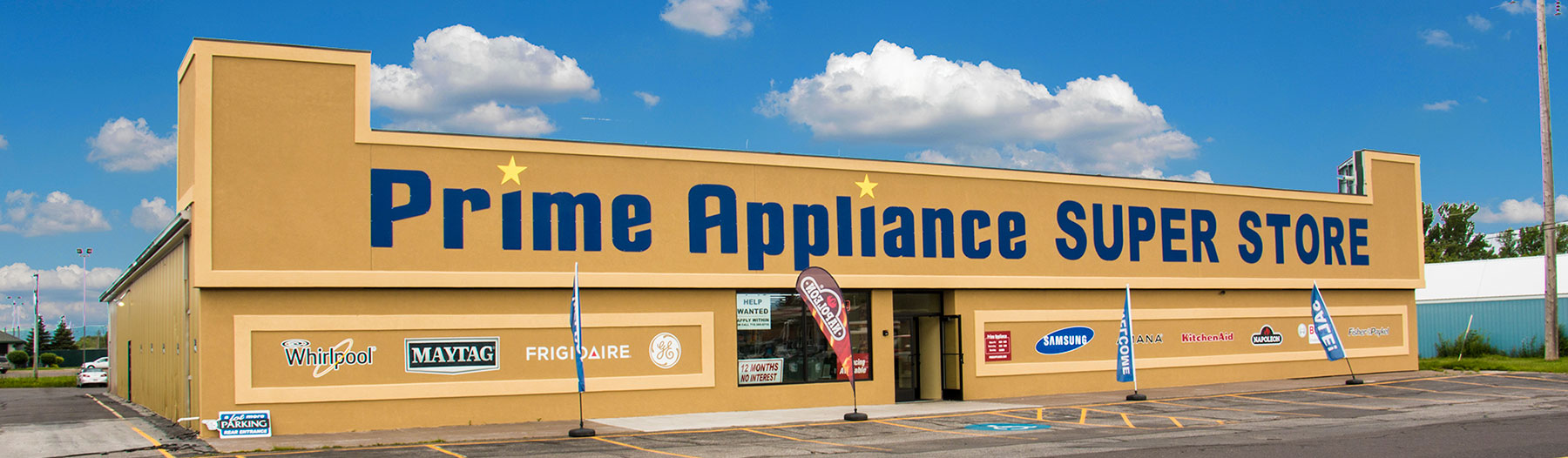 Prime Appliance Appliances – Duluth, MN & Superior, WI