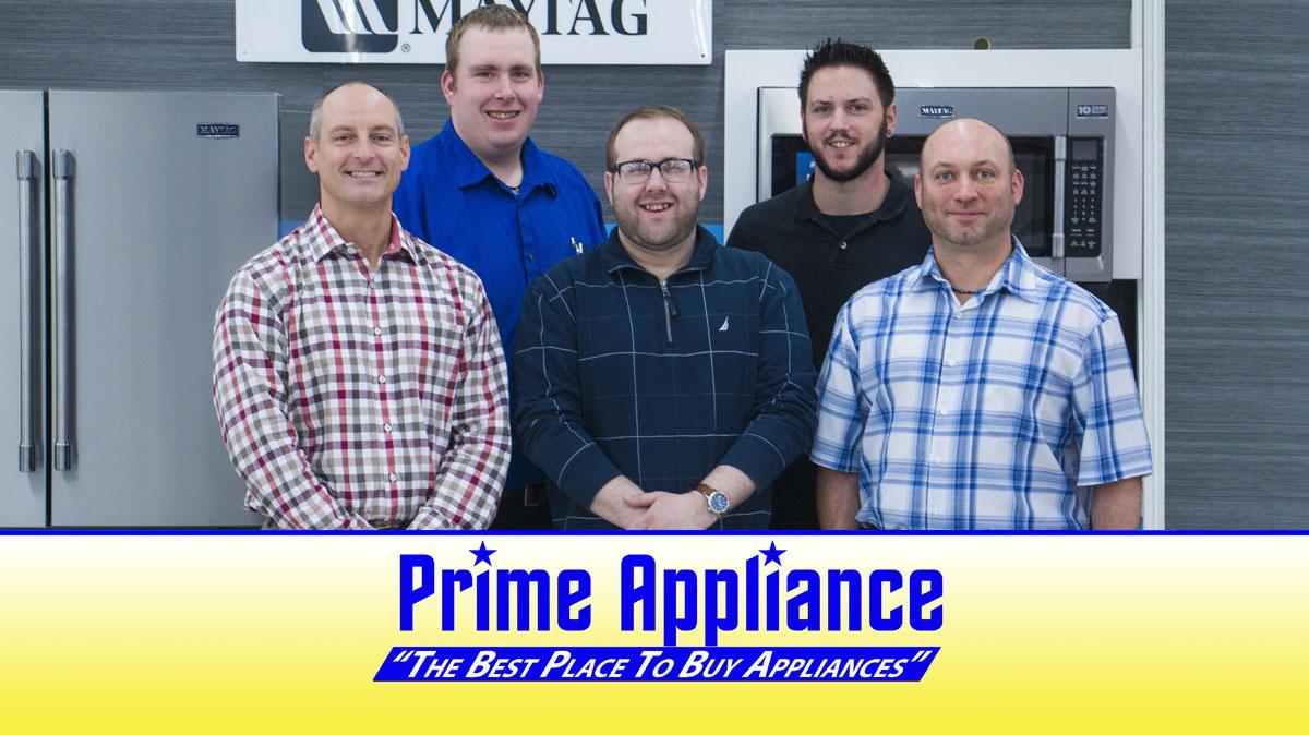 Prime Appliance