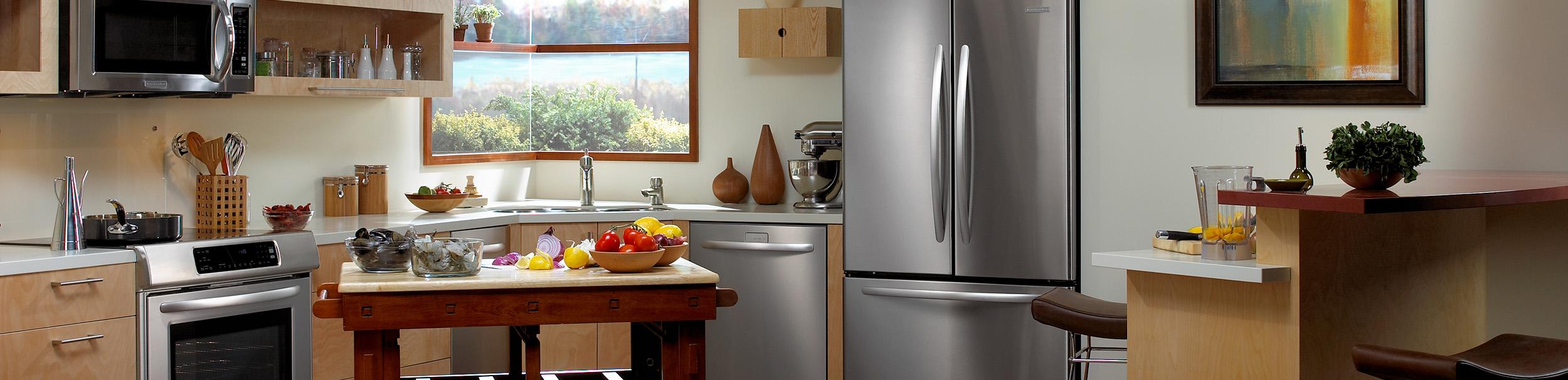 Kitchen Appliance Shop Karvonens Furniture Appliances 4k Tvs Mattresses Perham Mn