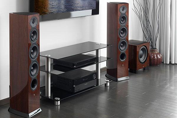 Revel Stereo and speakers