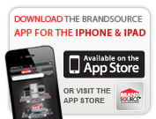 Download the BrandSource iPhone App