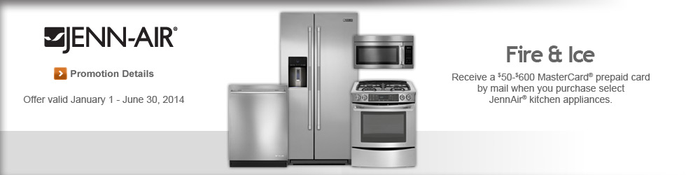 JennAire appliances