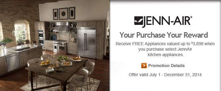JennAir appliances